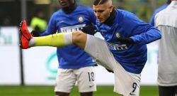 """Inter, Sport Mediaset conferma: """"Pace fatta con Icardi, da domani Mauro in gruppo"""""""