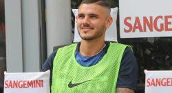 SM – Inter, Icardi già titolare contro la Lazio? Esiste questa possibilità perché…