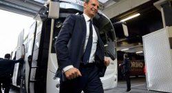 """La Juve smentisce l'addio di Allegri e il ritorno di Conte: """"Notizia priva di fondamento"""""""