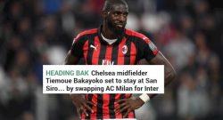 The Sun – Inter, Conte vuole Bakayoko: Marotta pronto ad accontentarlo, ecco le cifre dell'offerta