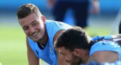 """Mercato, CorSera: """"Inter, tentativo per Milinkovic-Savic nelle prossime settimane. C'è un jolly"""""""