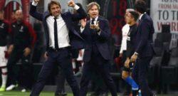 Inter, Conte pensa alla Lazio: il mister ha già ordinato a due nerazzurri di scaldare i motori