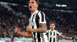 SKY - Juventus, salta il trasferimento di Mandzukic: resta fino a gennaio