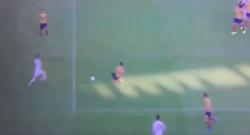 Lecce - Juventus, bianconeri in vantaggio con un rigore molto dubbio su Pjanic [VIDEO]