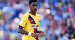 Barcellona-Inter, infortunio last minute per Firpo: Valverde rivoluziona le fasce