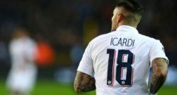 Mercato Inter, il Psg ha già preso una decisione su Icardi: ecco cosa succede a gennaio