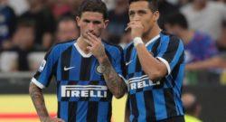 Inter, segnali positivi da Sensi e Sanchez: Conte può sorridere, rientro più vicino