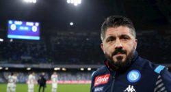 Napoli-Inter, Gattuso perde due big per la sfida contro i nerazzurri