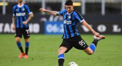 Giudice Sportivo, un turno di stop per Bastoni e D'Ambrosio: Inter, è emergenza difesa