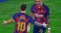 Marca – Lautaro al Barcellona per 120 mln (70+2 giocatori). E' quasi tutto fatto, manca…