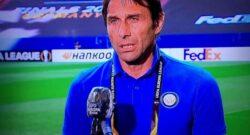 """Inter, Conte: """"Farò tutto quello che posso. Noi siamo qui per ottenere il massimo"""""""