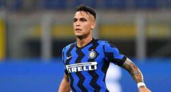 """VIDEO / Ag Lautaro dopo incontro in sede: """"E' all'Inter tutto qua. Real? Niente di vero"""""""