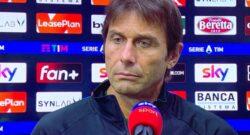 """Inter, Conte: """"Equilibrio? Non siamo mica matti. Eriksen? Mi dà fastidio che…"""""""