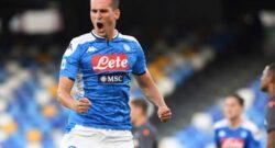 Milik, il Napoli fissa il prezzo: servono 18 milioni. L'Inter riflette, pronto il jolly