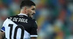 De Paul, l'Inter vuole evitare un Tonali bis: la formula per convincere l'Udinese