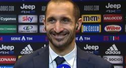 """Juve-Inter, la moviola di Chiellini: """"Non posso dire quello che penso"""""""