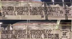 """Durissima contestazione alla Juve: """"Squadra distrutta, Agnelli e Pairetto disastro perfetto"""""""
