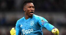 "Driessen (Telegraaf): ""Ajax-Onana, niente rinnovo: il 1° luglio sarà dell'Inter"""